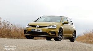 Prueba Volkswagen Golf TSI 150 perfil perfil