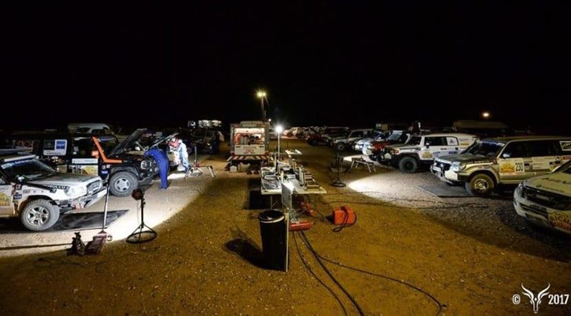 rallye aichas gazelles garage