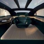 Interior del Renault EZ-Ultimo Concept Render