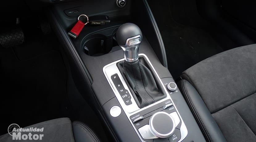 Selector del cambio automático de Audi A3