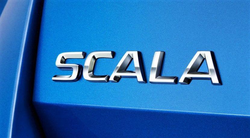 Skoda Scala nombre significado