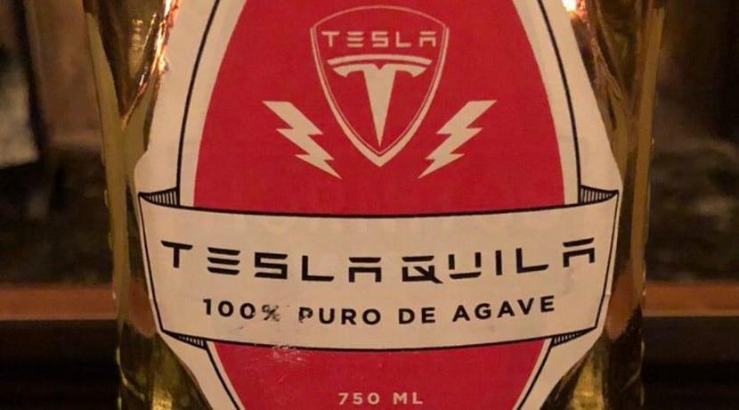 Tesla Tequila Teslaquila