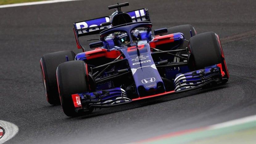 Toro Rosso 2018