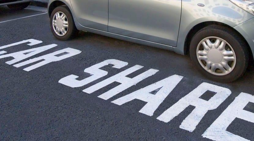 Car Sharing - Coche compartido