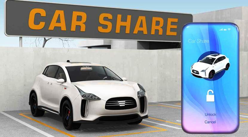 Car Sharing - Coche compartido