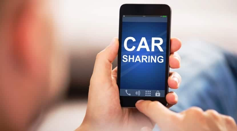 Car Sharing - Coche compartido - Empresas
