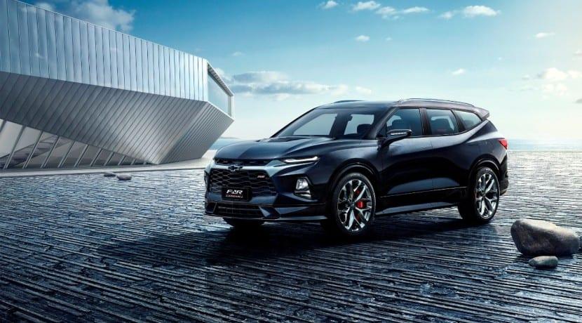 Chevrolet FNR-CarryAll Concept SUV