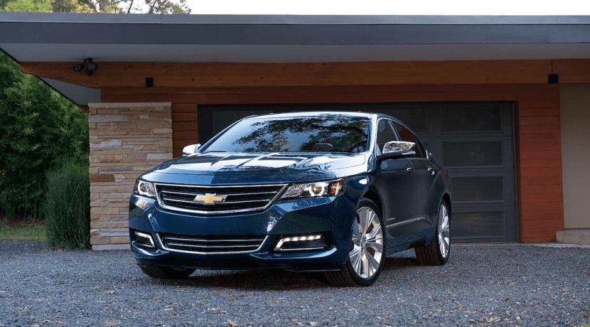 Chevrolet Impala 2018 - General Motors