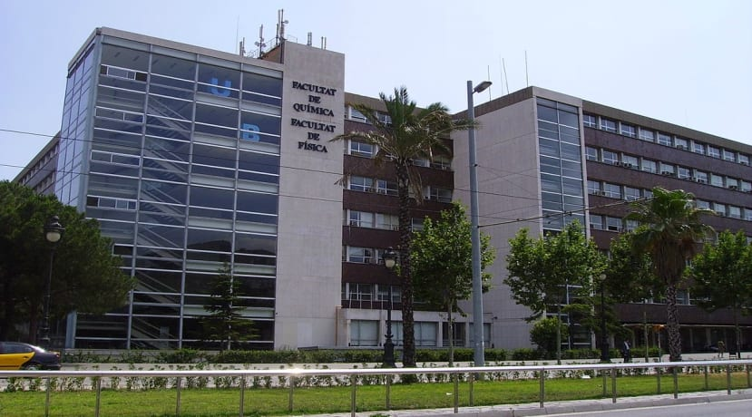 Facultad de Química Barcelona Av. Diagonal