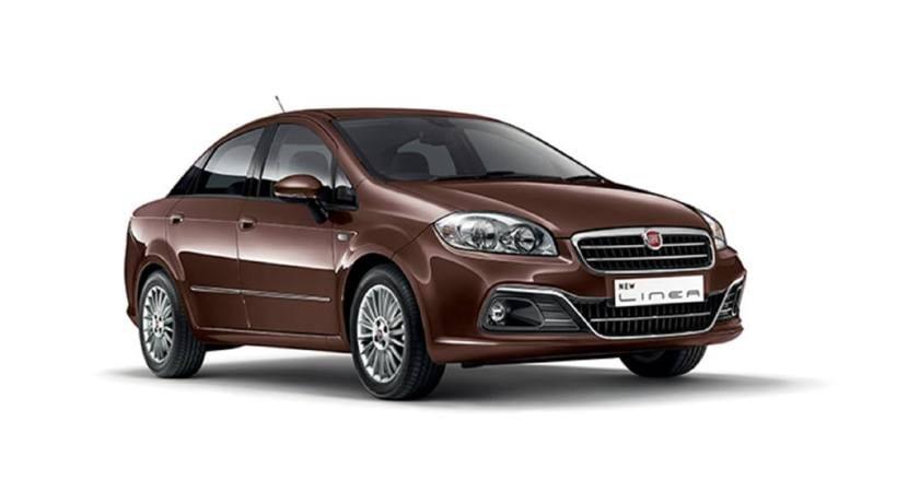 Fiat Linea India