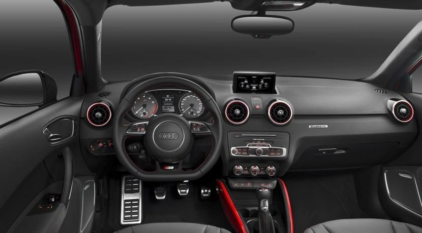 Ficha Audi S1