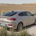 Galería Hyundai i30 Fastback Trasera