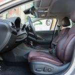 Galería Hyundai i30 Fastback Plazas delanteras
