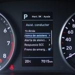 Galería Hyundai i30 Fastback Cuadro instrumentos