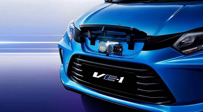Honda Everus VE-1