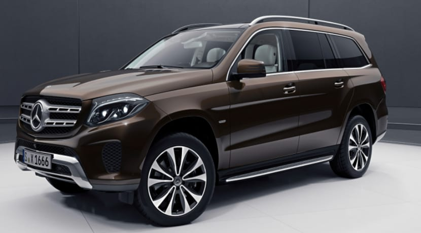 Mercedes Benz GLS 2018