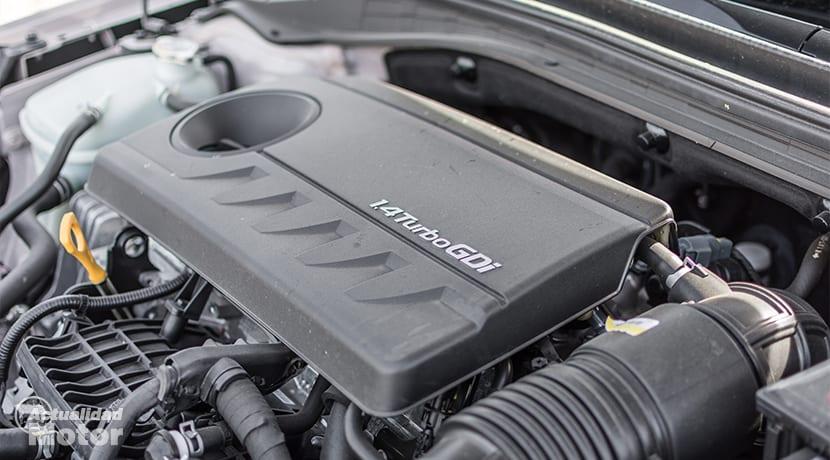 Prueba Hyundai i30 Fastback Motor