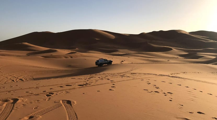 Rally Gazelles & Men 2018 dunas