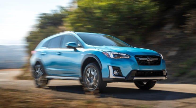 Subaru XV Hybrid (Crosstrek)