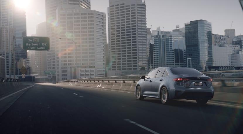Toyota Corolla - Levin Sedán