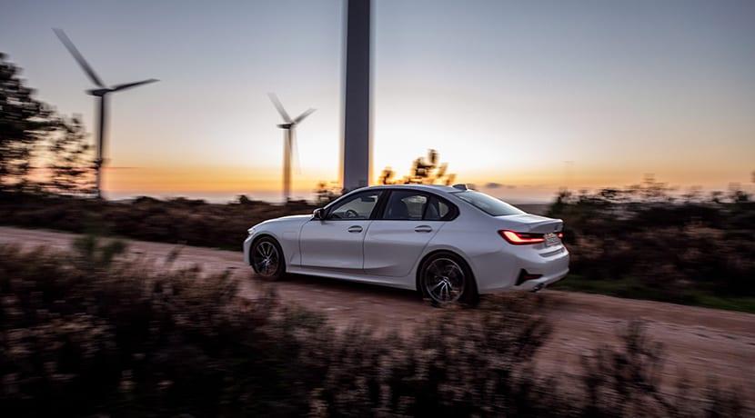 BMW Serie 3 330e híbrido enchufable