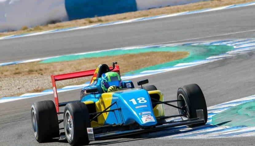 F4 del equipo FA Racing