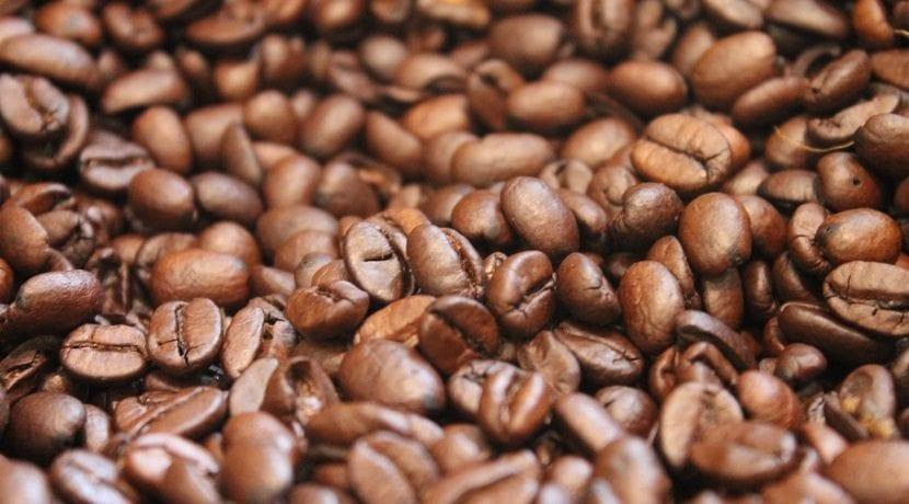 granos de café absorbeolores para terminar de limpiar interior del coche