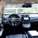 Prueba Honda CR-V Hybrid interior