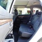 Prueba Honda CR-V Hybrid plazas traseras