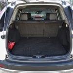 Prueba Honda CR-V Hybrid maletero