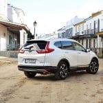 Honda CR-V Hybrid perfil trasero