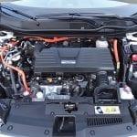 Prueba Honda CR-V Hybrid motor híbrido