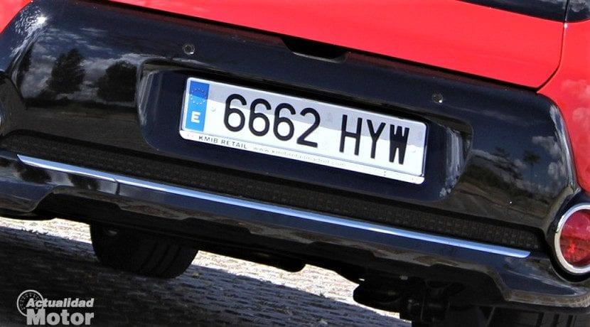 Matrícula española - Matricular coche extranjero en España