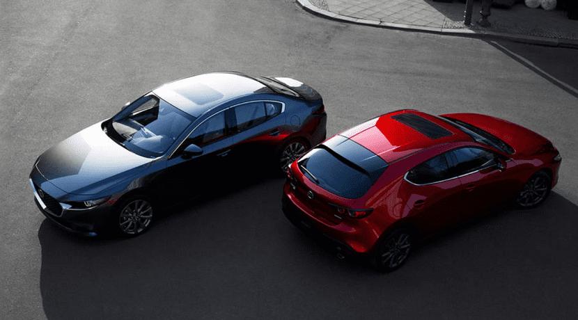 Variantes del Mazda 3 Cuarta Generación