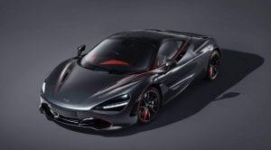 Frontal del McLaren 720S Stealth MSO