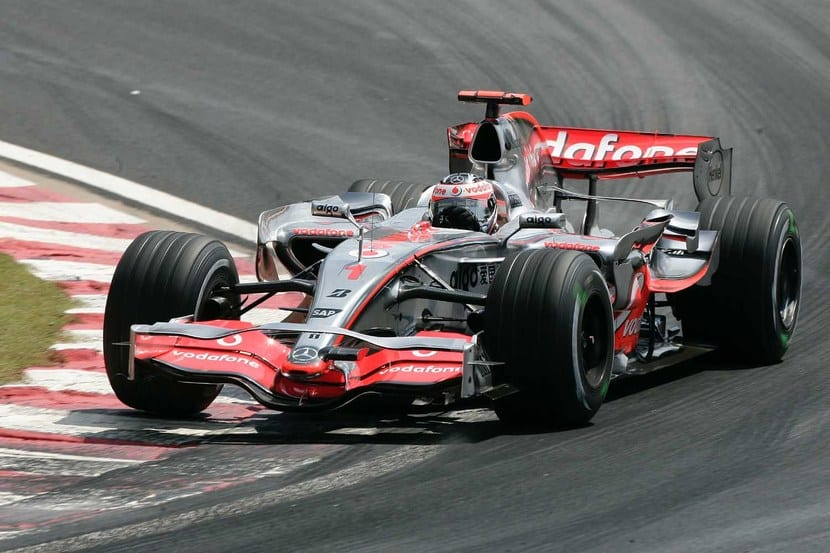Fernando ALonso MP4-22