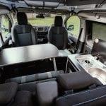 Peugeot Traveller by Tinkervan Camper interior