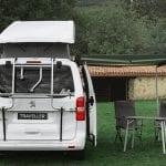 Peugeot Traveller by Tinkervan Camper exterior