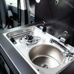 Peugeot Traveller by Tinkervan Camper detalle