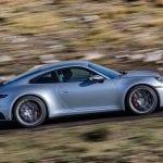Porsche 911 992 Carrera S lateral