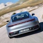 Porsche 911 992 Carrera S dinámia