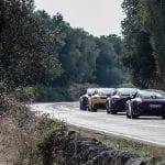 Porsche 911 en desarrollo