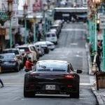 Porsche 911 en desarrollo ciudad