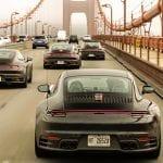 Porsche 911 en desarrollo vía pública