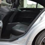Prueba Mercedes CLS 63 AMG asientos