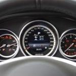 Prueba Mercedes CLS 63 AMG cuadro