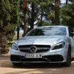 Prueba Mercedes CLS 63 AMG delantera