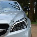 Prueba Mercedes CLS 63 AMG