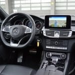 Prueba Mercedes CLS 63 AMG interior