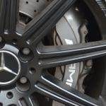 Prueba Mercedes CLS 63 AMG llantas